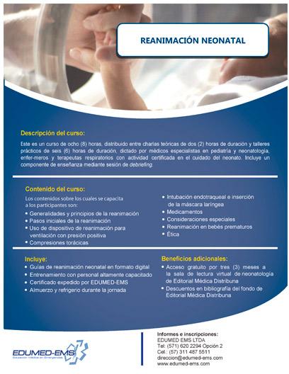 Edumed-ems - Reanimación Neonatal